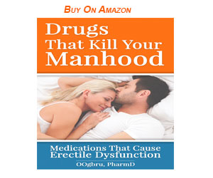Drugs and erectile dysfunction