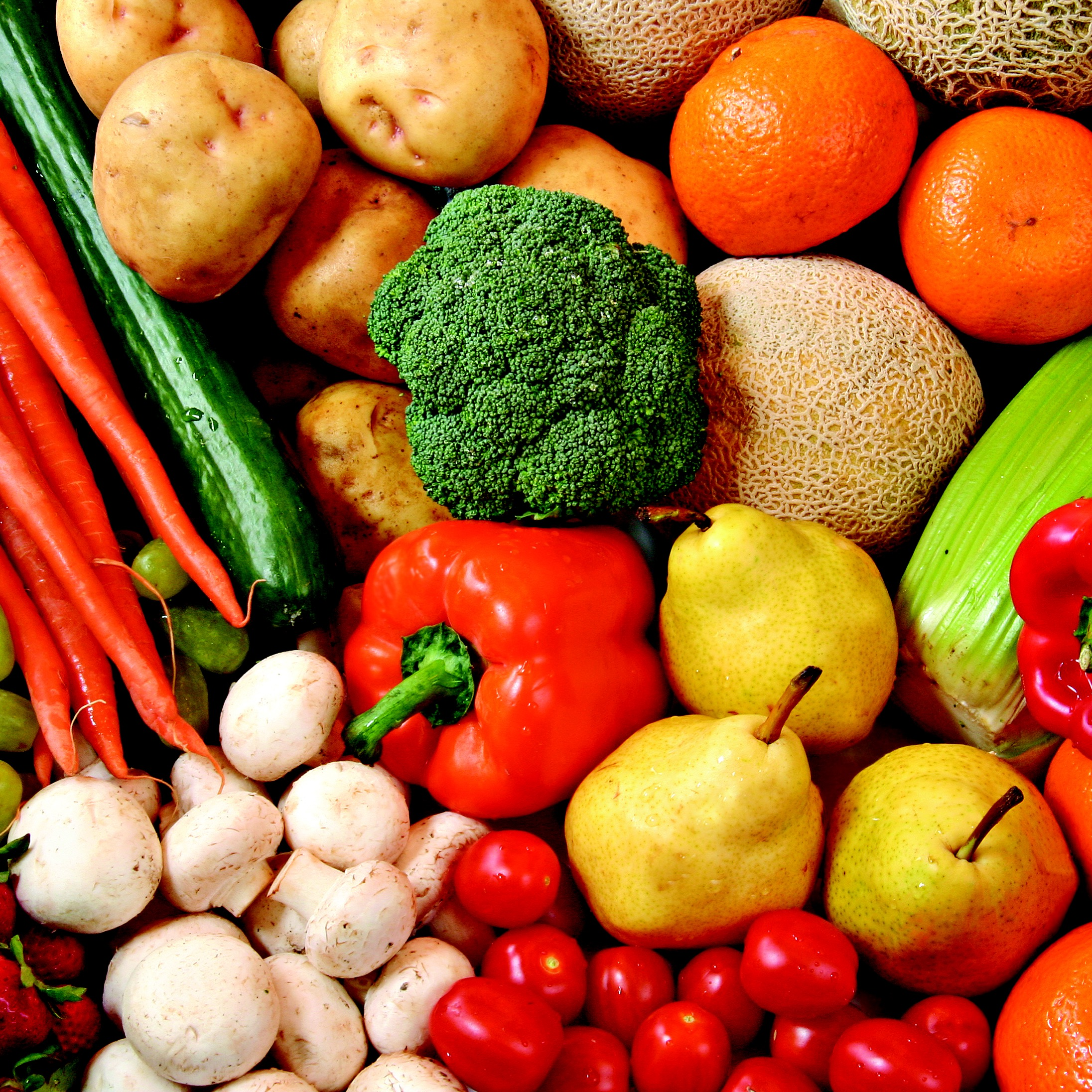 Anticancer fruits, vegetables and herbs