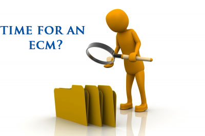 What is an ECM