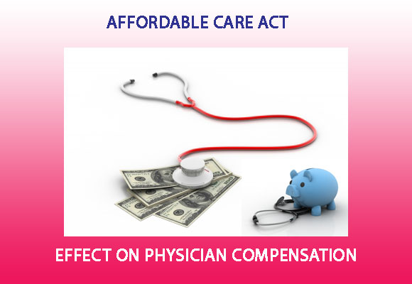 Affordable care Act and physician compensation