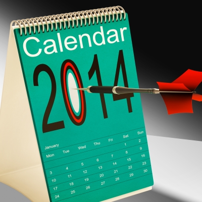 New year resolutions for healthcare professionals