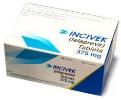 Incivek (telaprevir) for hepatitis C treatment