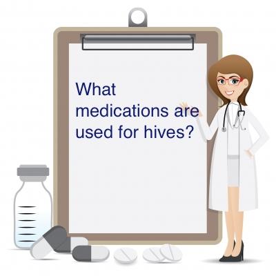 Urticaria (Hives) Medications