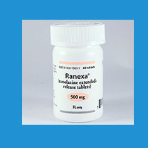 Ranexa Indication