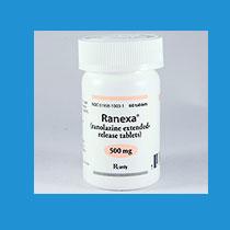 Ranexa Indication