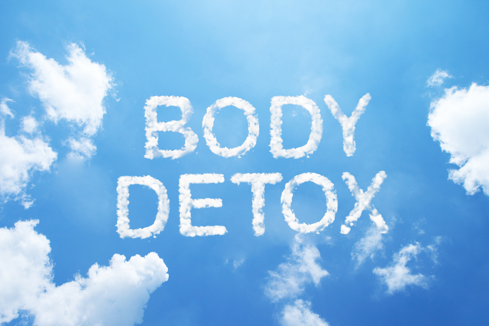 Detox after chemotherapy